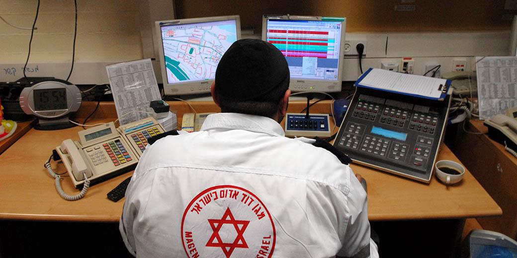מקלט חירום חדש של מד''א בחיפה