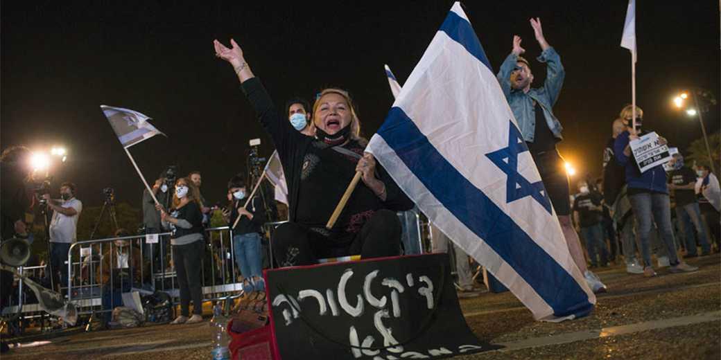 1048_Protest_Tel Aviv_Maxim_Reider