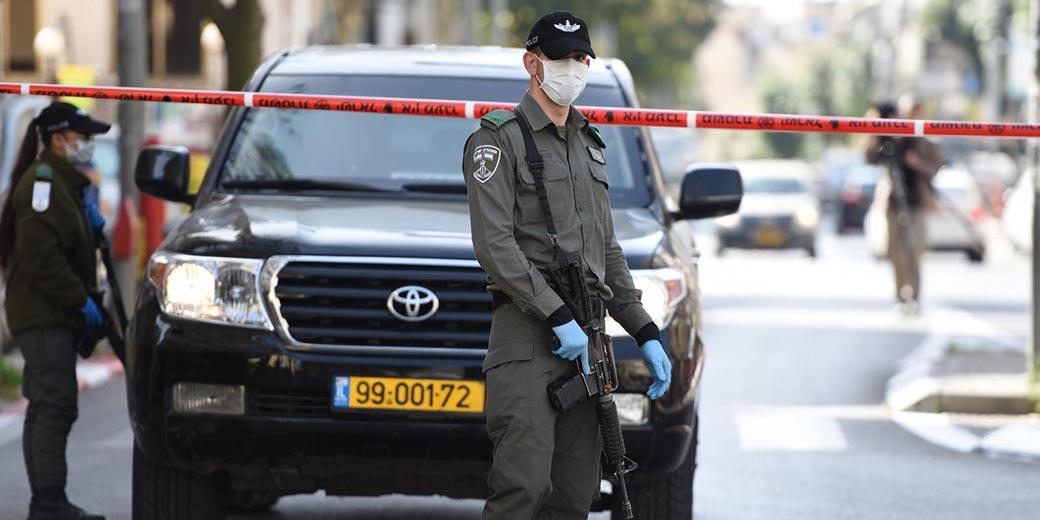 Corona_Police_Bnei-Brak1