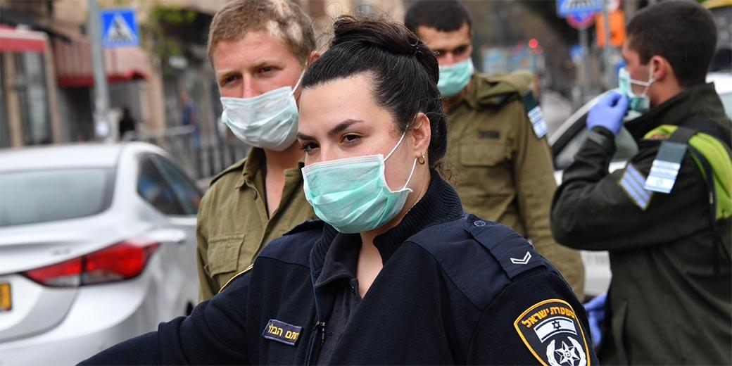 Corona_Police_Bnei-Brak11