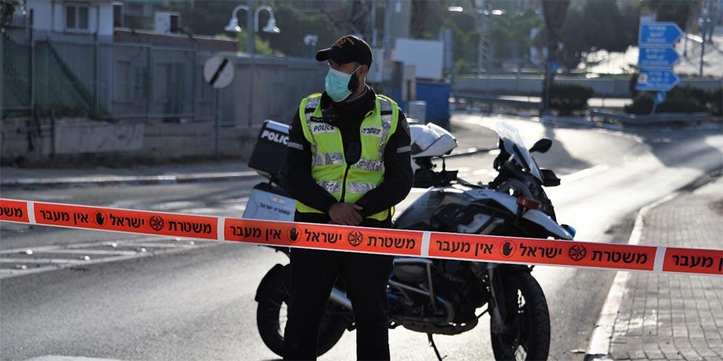Corona_Police_Bnei-Brak4