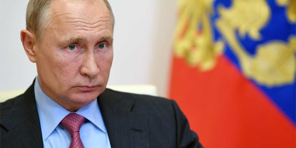 Фото: Sputnik Alexei Nikolskyi Kremlin via Reuters