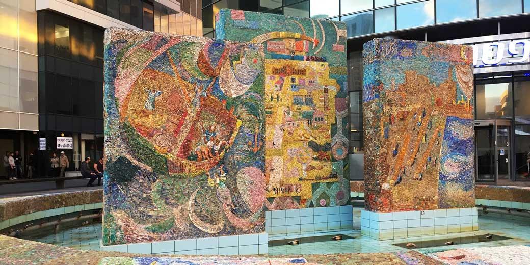 פעילות-פסיפס-לילדים-במוזיאון-נחום-גוטמן-שבתה27ליוני-צילום-יחצ