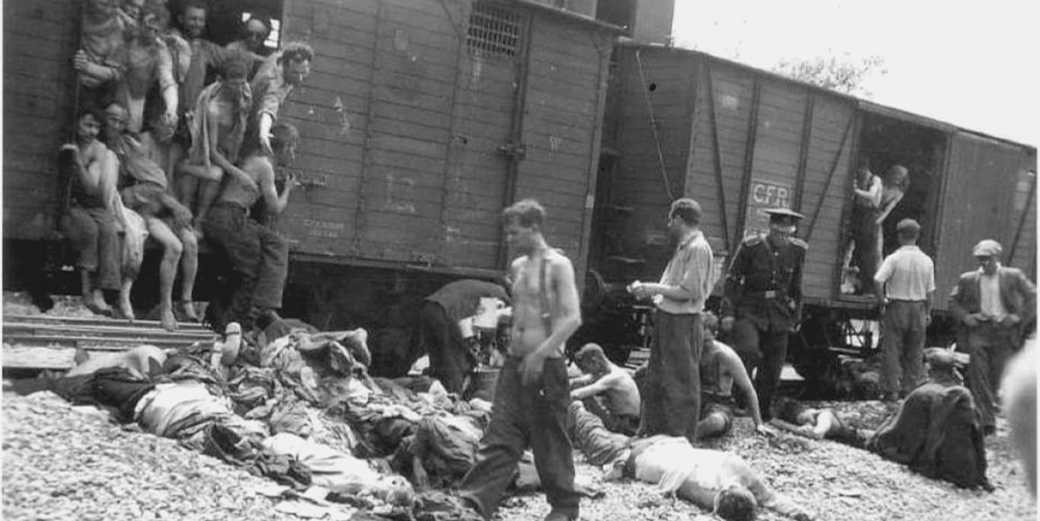 Iassi_pogrom_death_train