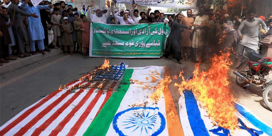 Фото: Fayaz Aziz, Reuters