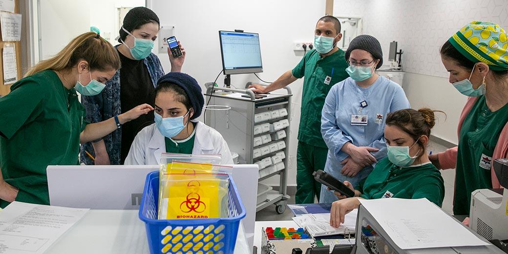 541948_Corona_Hospital_Ofer_Vaknin