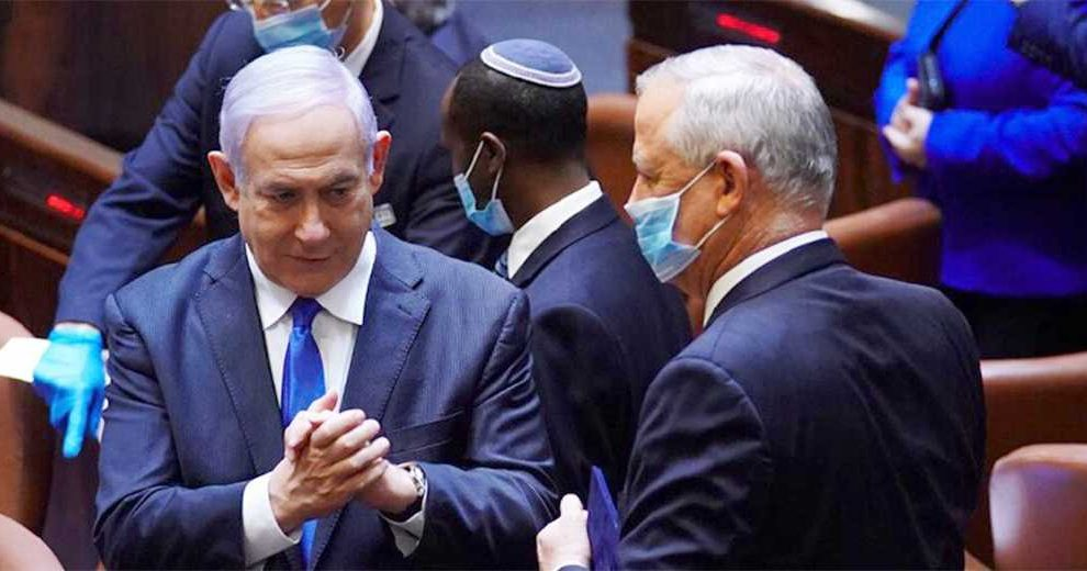Bibi_Gantz_Adina_Walman_Knesset