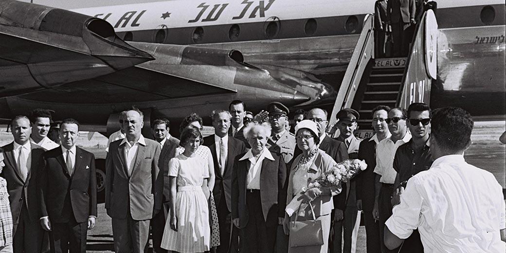 D682-042_Ben-Gurion_1960_Paul_Goldman_GPO