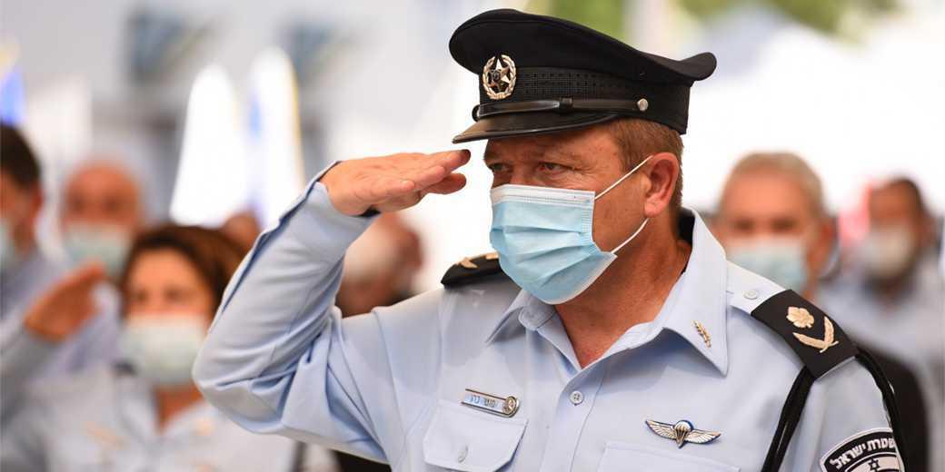 Police_Corona_Moti_Cohen_press-service