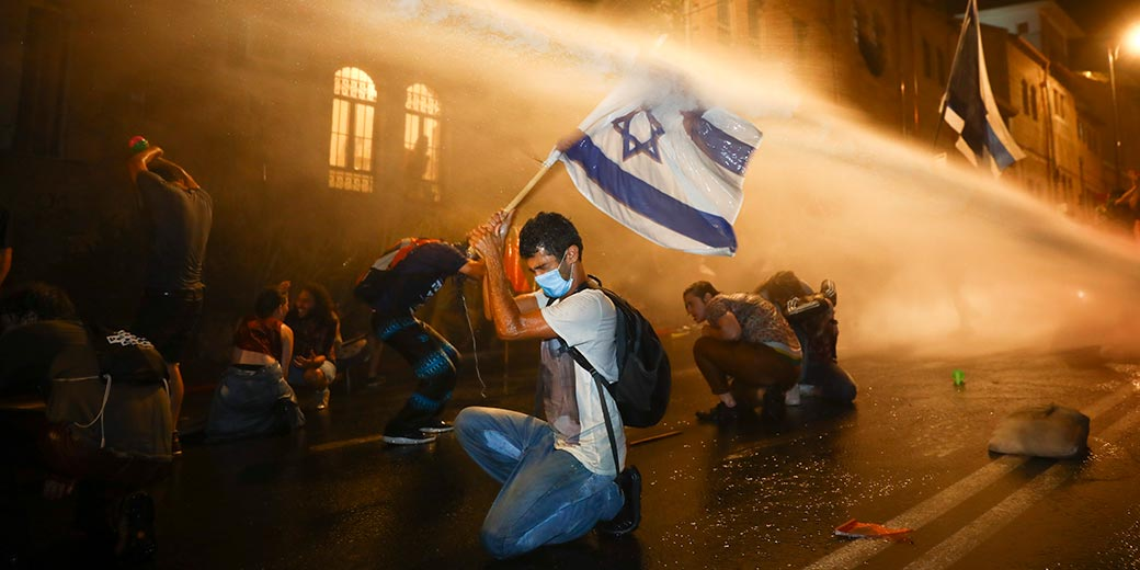 AP Photo Oded Balilty