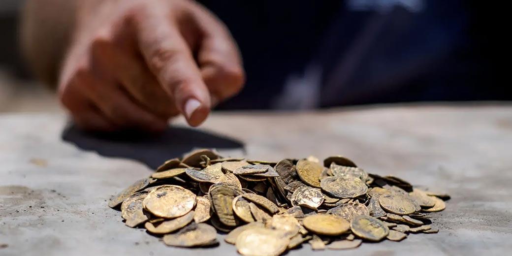 Archeology_Gold_Yoli Shwartz IAA