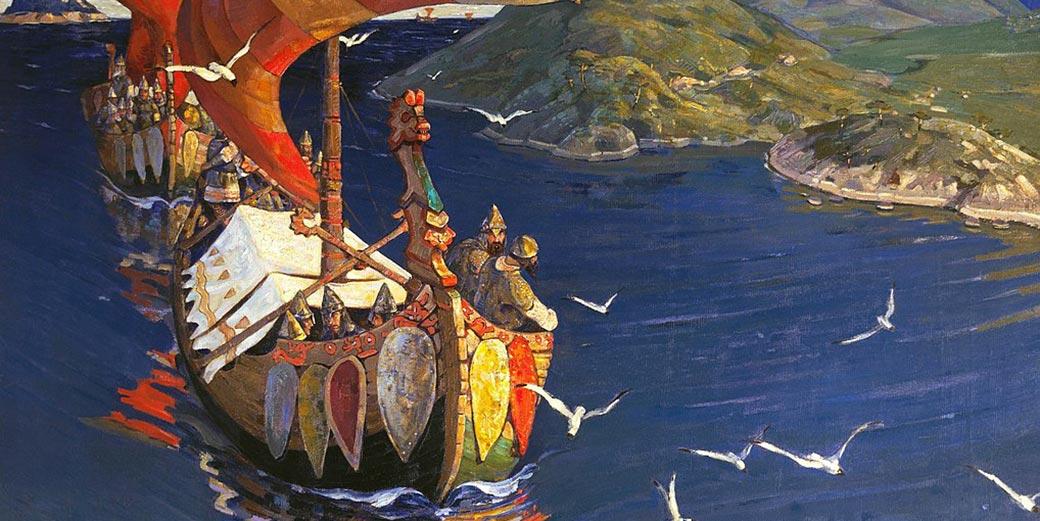 Nicholas_Roerich_Guests_from_Overseas Wiki Public