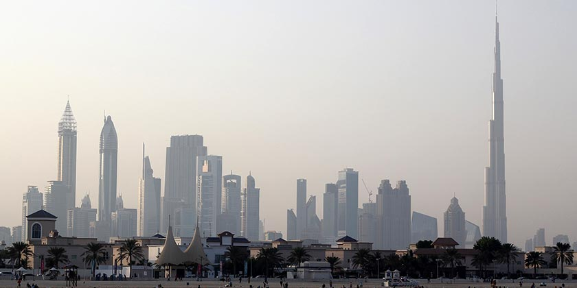 dubai-Bourj Khalifa Pixabay