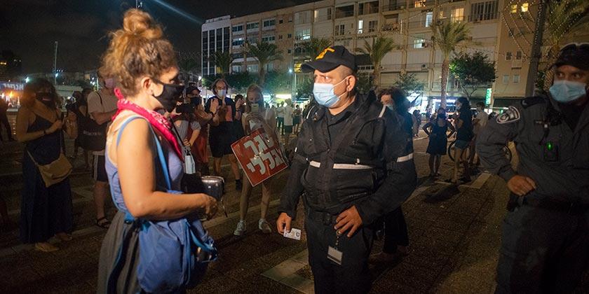 3412_Protest_Rabin_sq_Police_26.9.2020