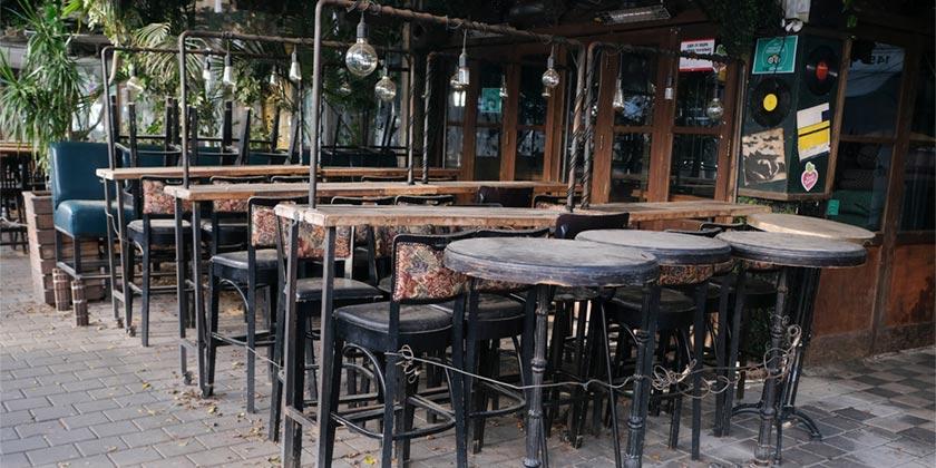 542853_Corona_lockdown_restaurant_Tomer_Appelbaum