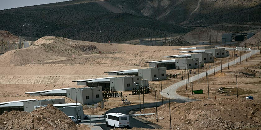 555488_Negev_new_army_base_Ofer_Vaknin
