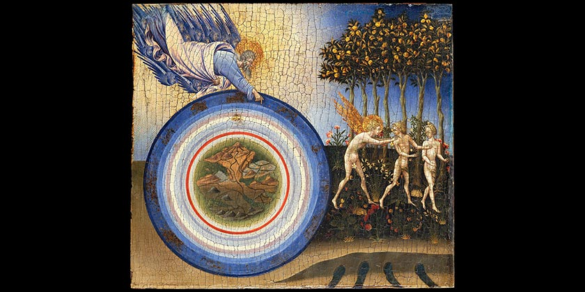Creation-and-the-expulsion-from-the-paradise
