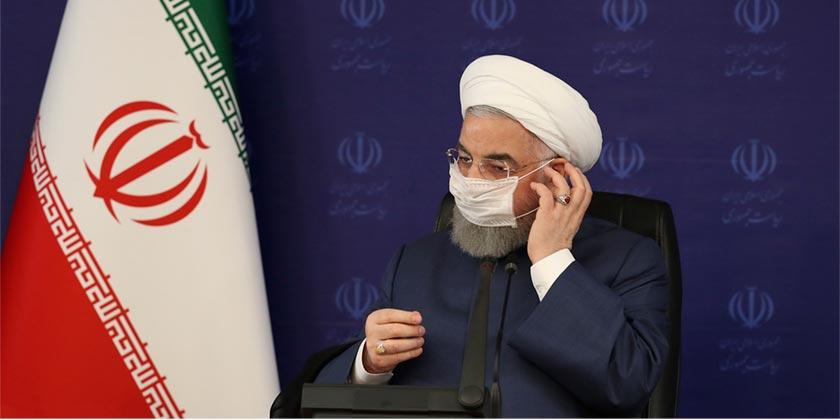 Iranian Presidency      Office via AP