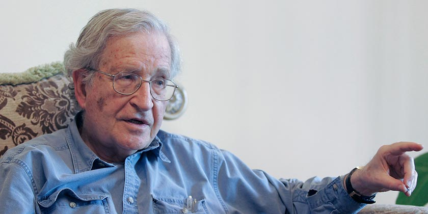 Noam_Chomsky_AP Photo Nader Daoud