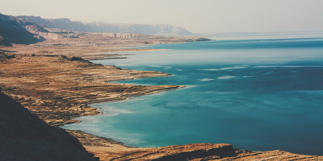israel nature dead sea pixabay