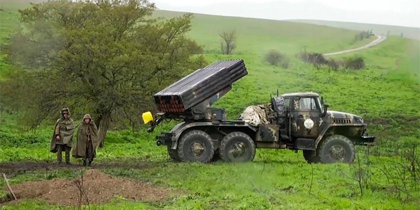 Armenian_Soldiers_Grad_Nagornj_Karabakh_AP Photo