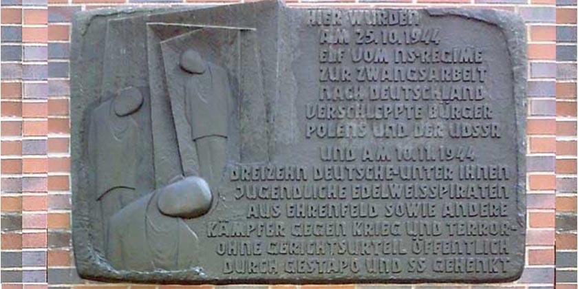 Ehrenfeld_Gedenktafel_Edelweißpiraten_Wikimedia_commons