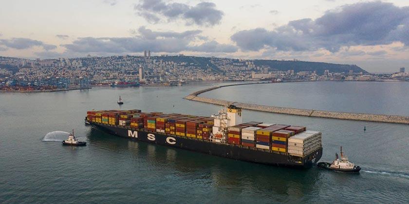 Haifa_port_press_service