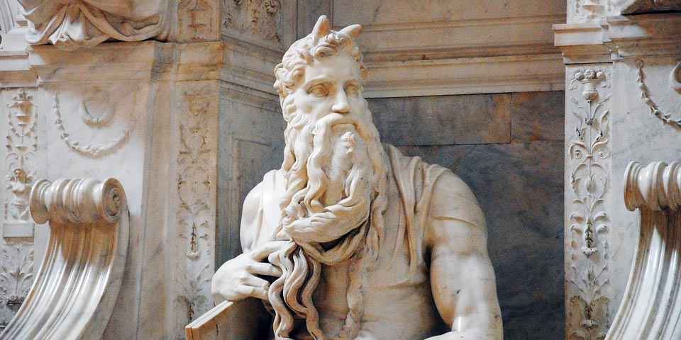 Moses_Rome_Michelangelo_Pixabay