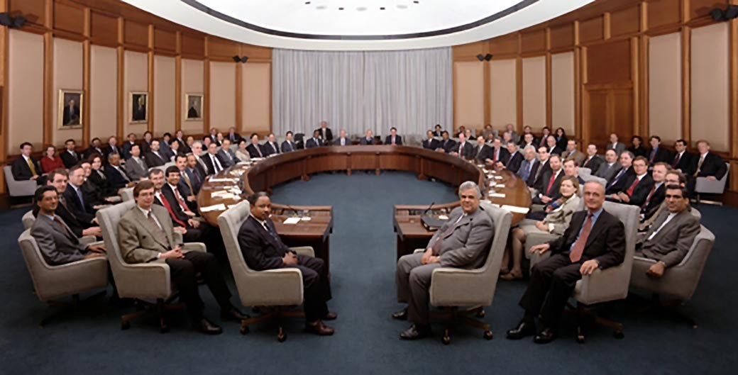 Board of Governors International Monetary Fund