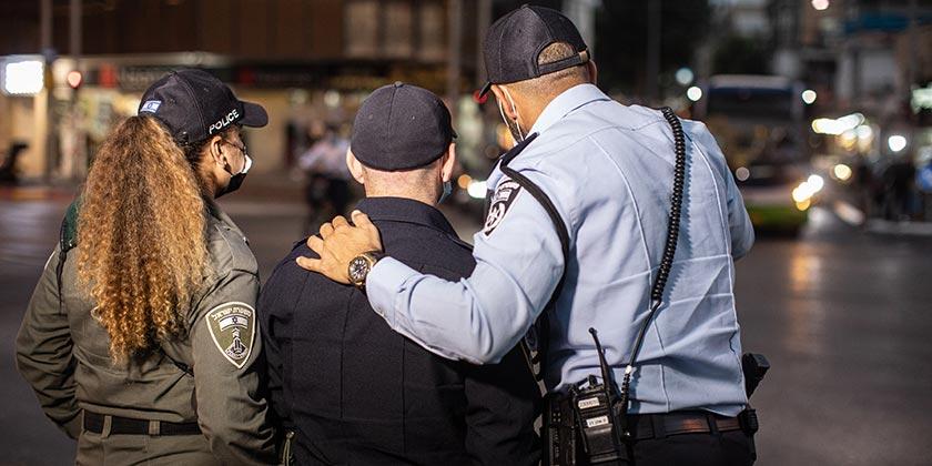 578766_Corona_Police_Avishag_Shaar_Yishuv