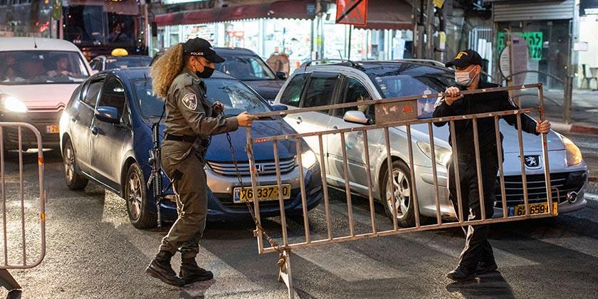 578767_Corona_Police_Avishag_Shaar_Yishuv