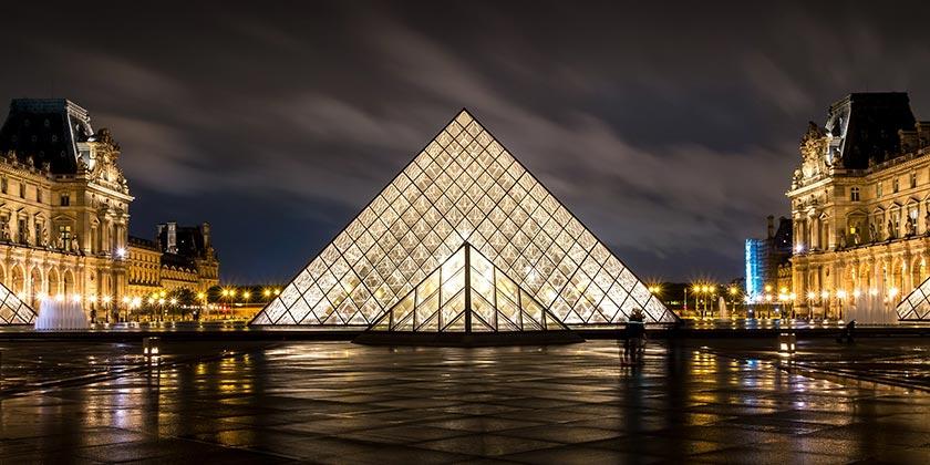 Le Louvre_Pixabay