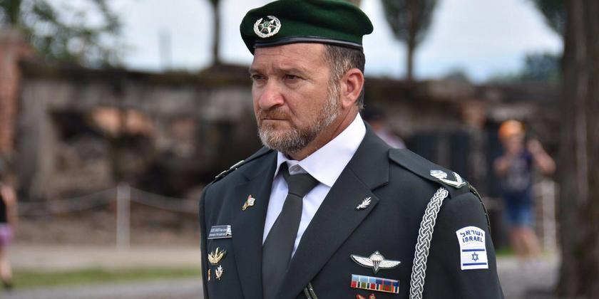 Яаков (Коби) Шабтай, фото: пресс-служба полиции