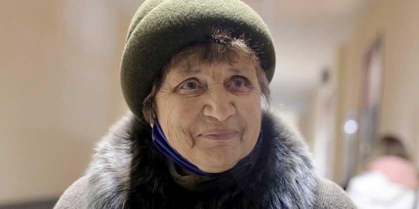 Елизавета Бурсова. Фото: Tut.by