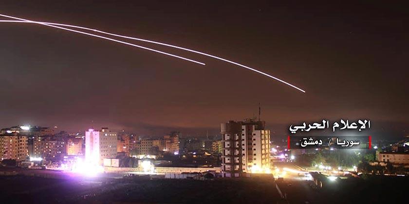 Syrian Central Military Media, via AP