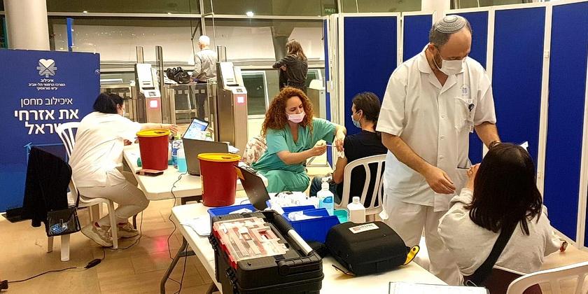 Лиор Цур, пресс-служба больницы
