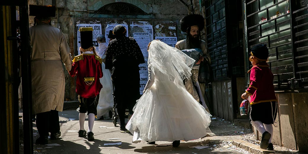 456740_Purim_Jerusalem_Olivier_Fitoussi