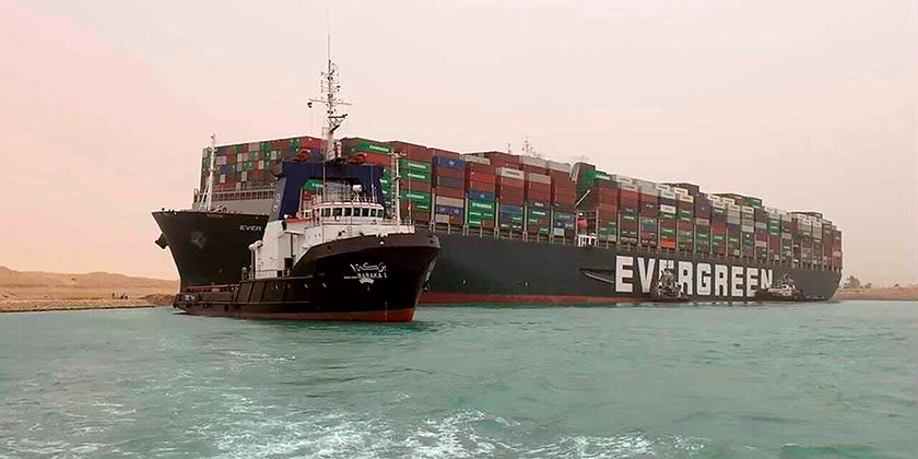 Evergreen_Suez Canal Authority via AP