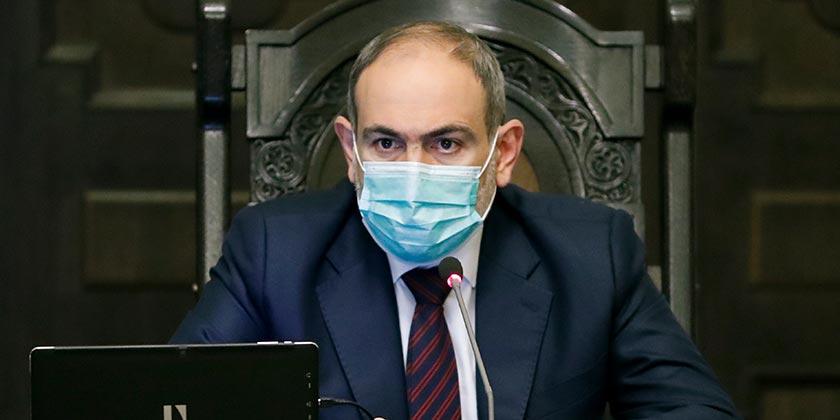 Tigran Mehrabyan, Armenian Prime Minister Press Service/PAN Photo via AP