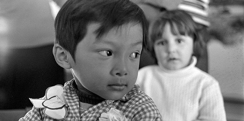 (GPO)_A_Vietnamese_boy_in_Wizo_kindergarten_in_Afula