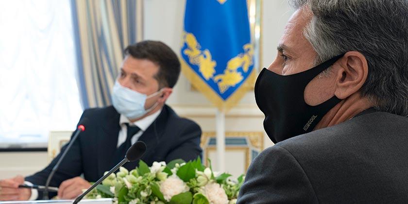 Ukrainian Presidential Press Office via AP