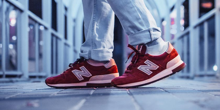 benjamin-sow-New-Balance-sneakers-unsplash