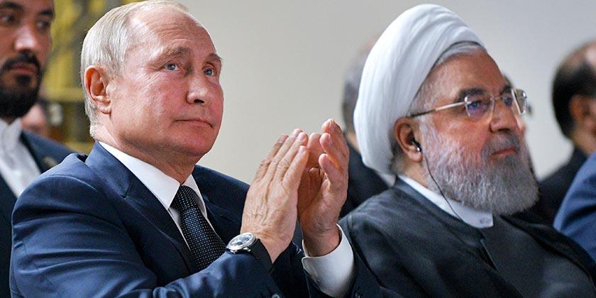 Alexei Druzhinin, Sputnik, Kremlin Pool Photo via AP
