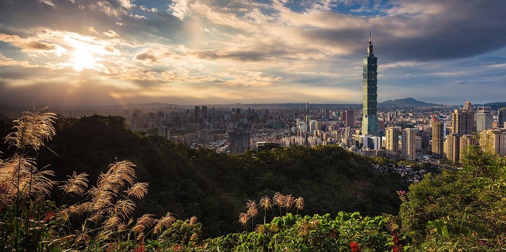 Taiwan_Taipei101_Pixabay