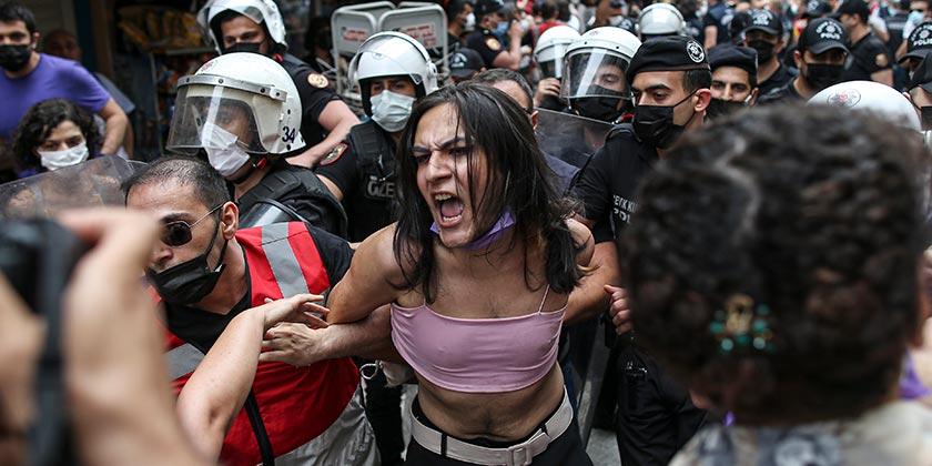 AP Photo/Emrah Gurel