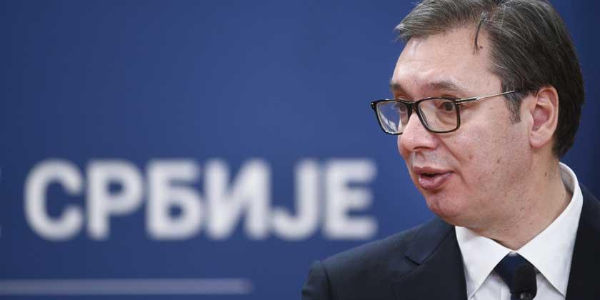 Александр Вучич. Фото:  Depositphotos.com
