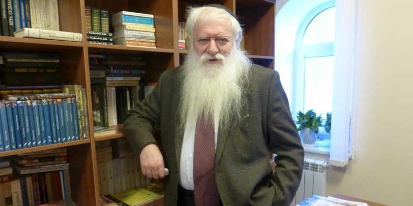 Зеев Вагнер. Фото из личного архива