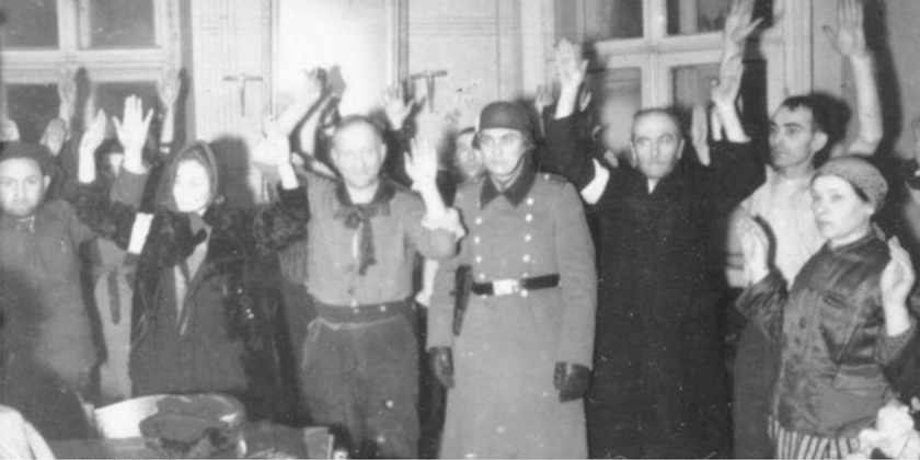Арест евреев в Транснистрии