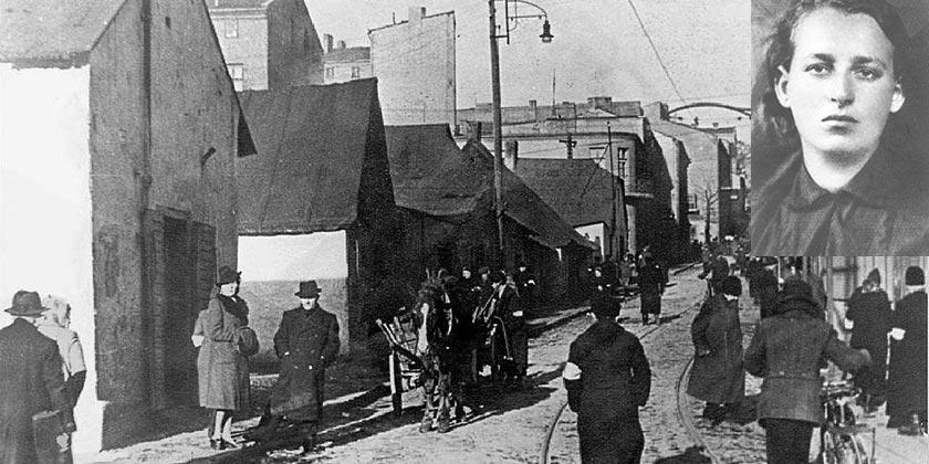 Będzin-Ghetto-1942