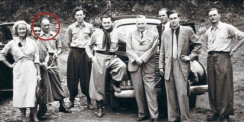 Фото из архива семьи Кламмер
